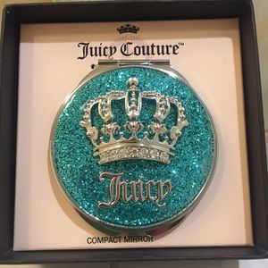 Juicy Couture compact mirror New